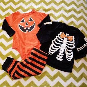 Halloween Bundle Size 12 Months